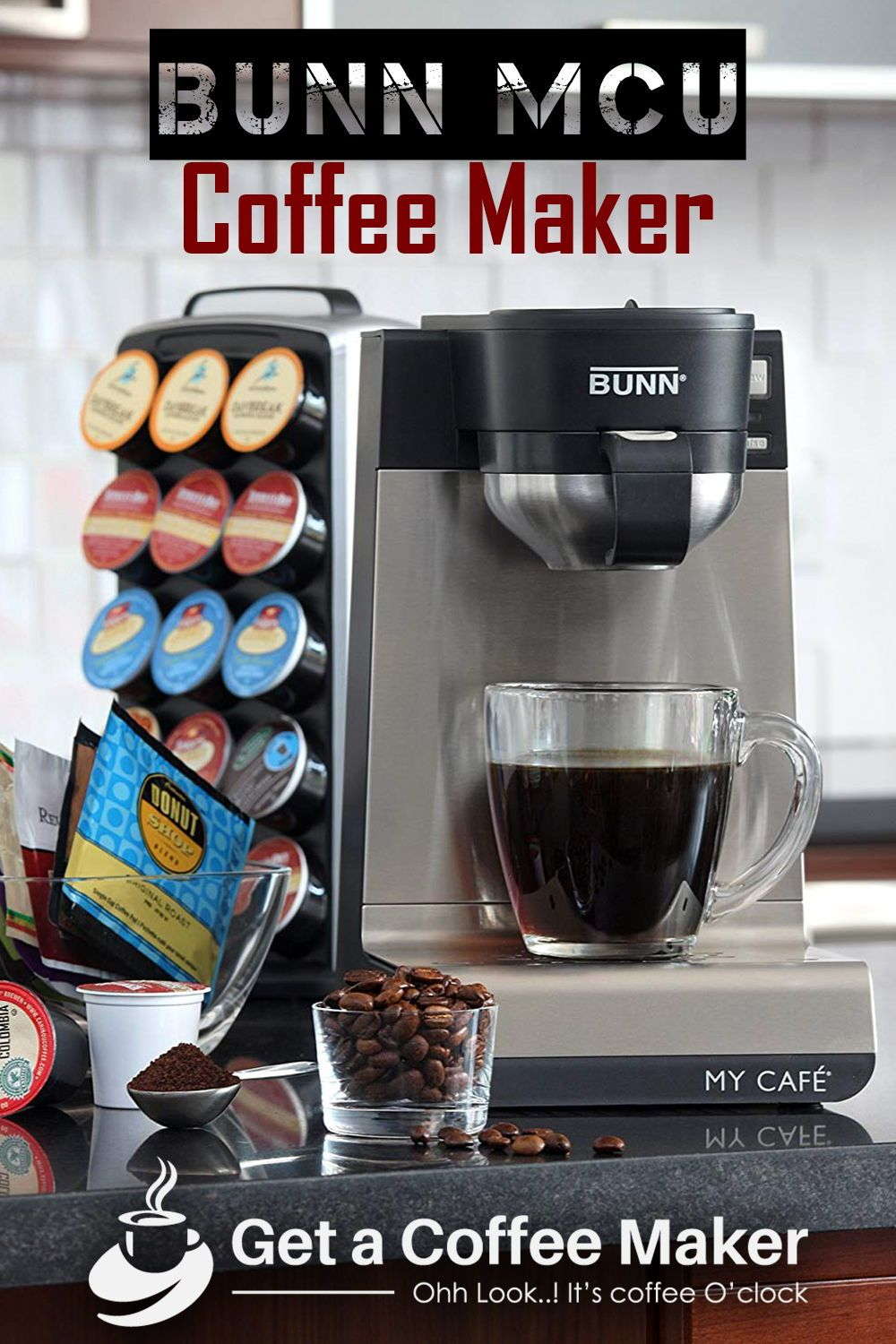 Tested Bunn Mcu Single Cup Coffee Maker Review With Images