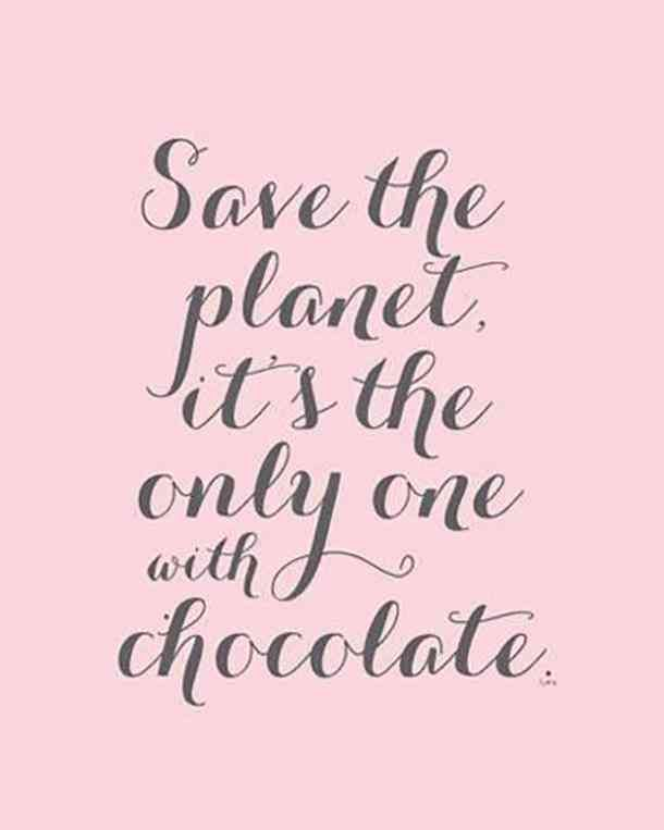 32 Most Delicious (And Hilarious) Quotes & Memes To Celebrate National Chocolate Day