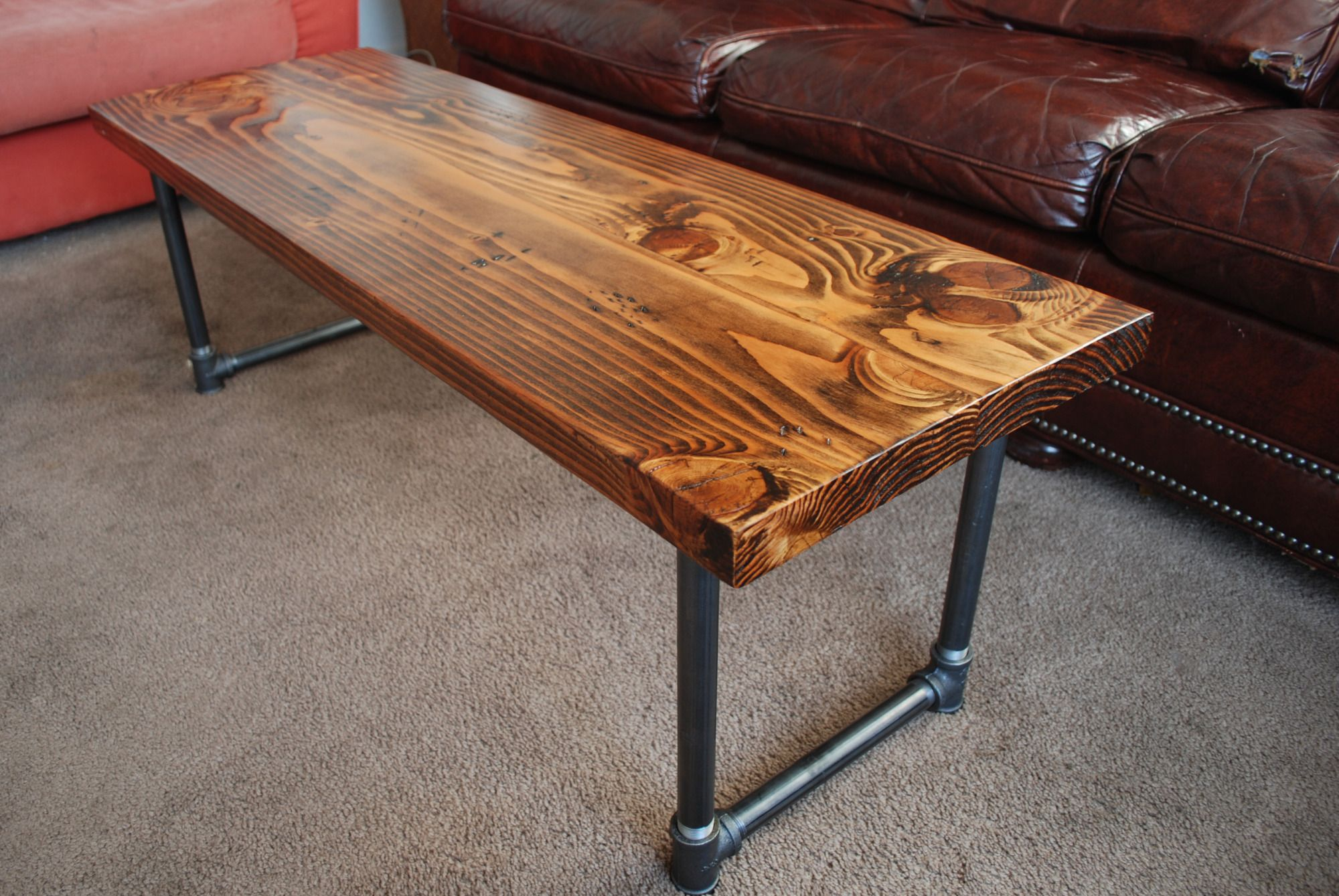 coffee table leg designs google search sheri 39 s faux loft reclaimed wood coffee table. Black Bedroom Furniture Sets. Home Design Ideas
