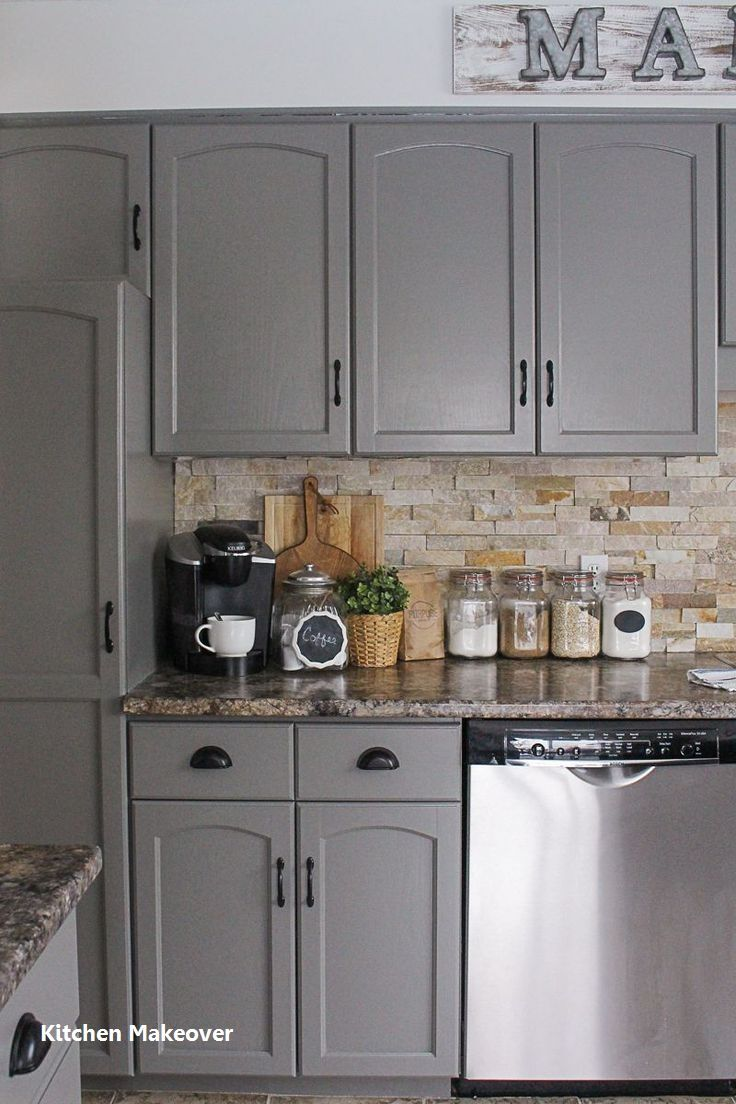 12 Amazing And Cheap Ideas For A Kitchen Make Over 1 Sink Shelves Kitchen Renovation Kitchen Cabinets Makeover New Kitchen Cabinets