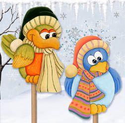 Winter is for the Birdz Download