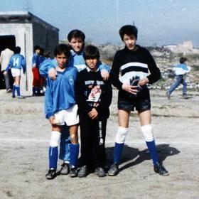 Fútbol Raúl González Blanco, biografía, orígenes