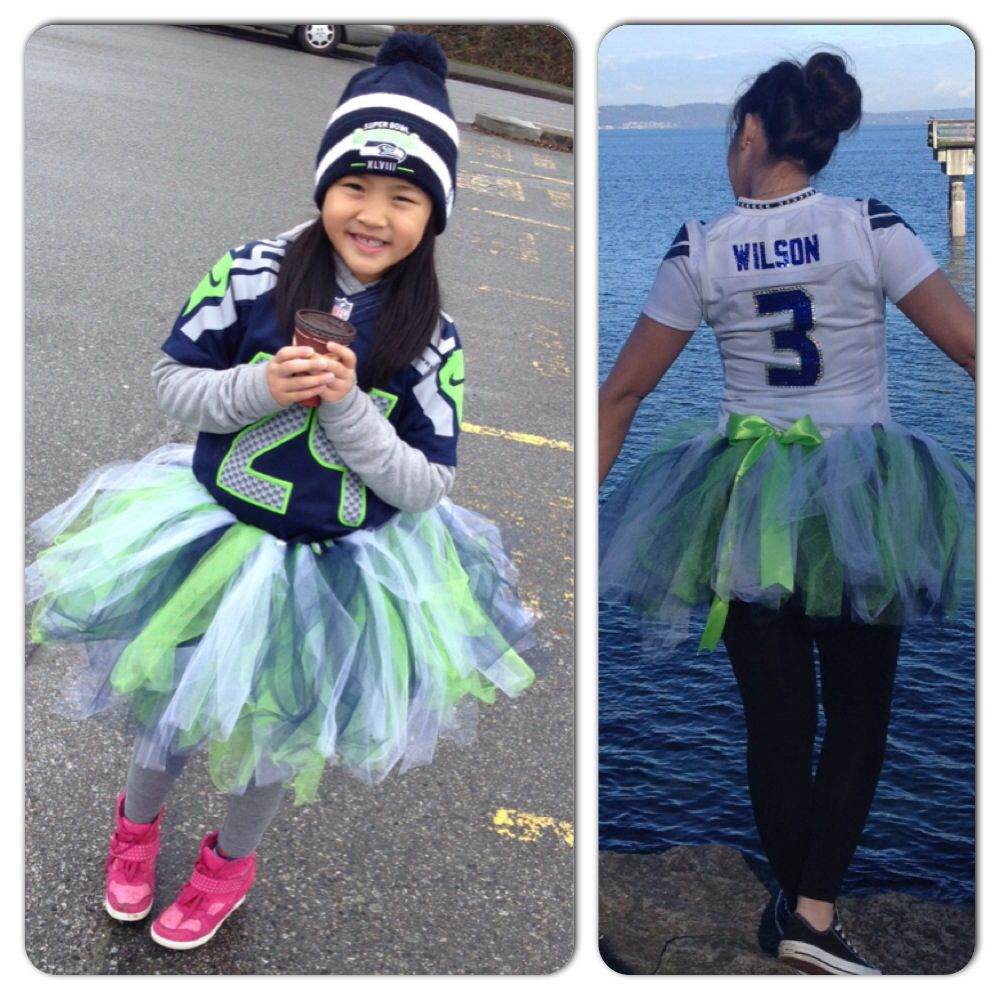 0e91c5ef me & my daughter rocking our #seattle #seahawks #nfl #tutu ...