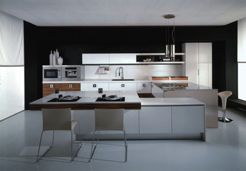 Awesome Minimalist Kitchen Interior Design Images House
