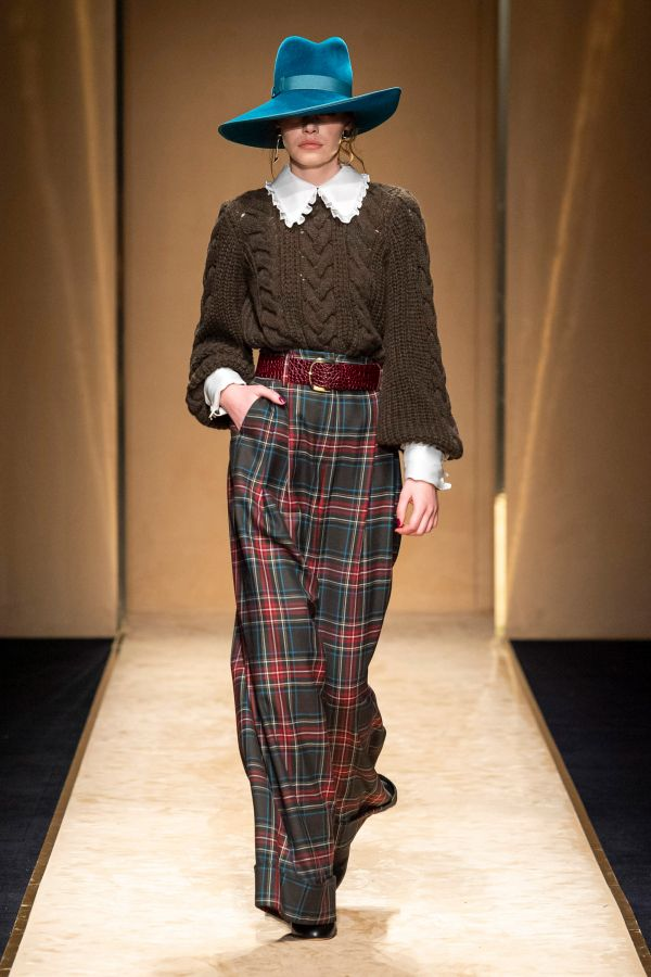 Wide trousers - Fashion Show