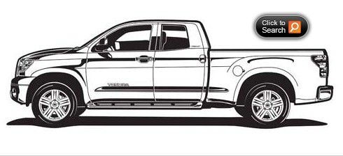 Toyota Tundra Truck Automotive Illustration Tundra Truck Truck Coloring Pages