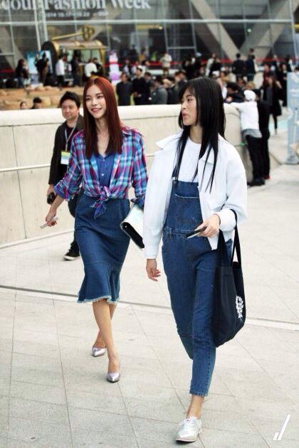 seoul fashion week 2015 ss