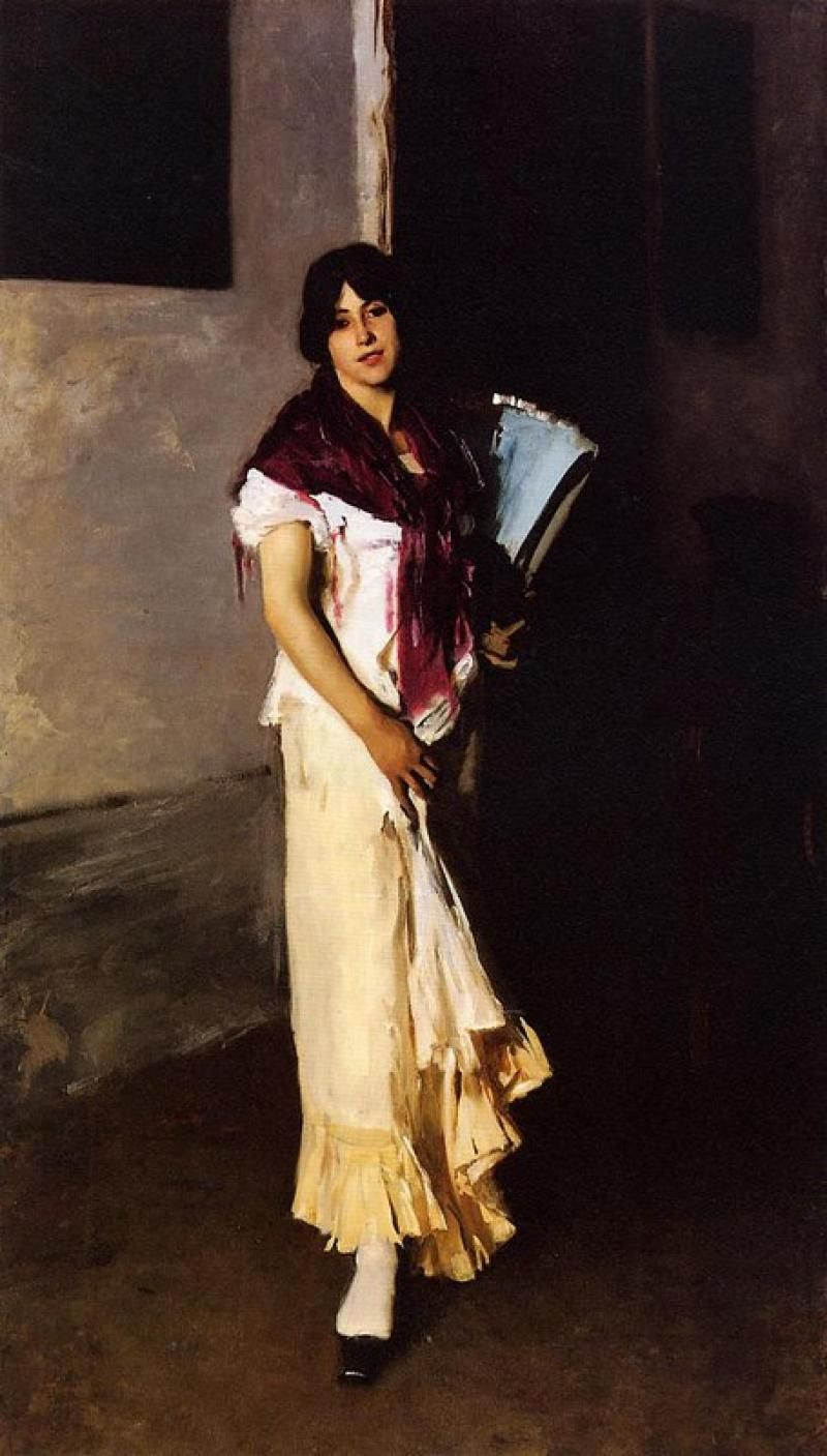 050343_Sargent_Italian Girl with Fan.jpg (800×1407)