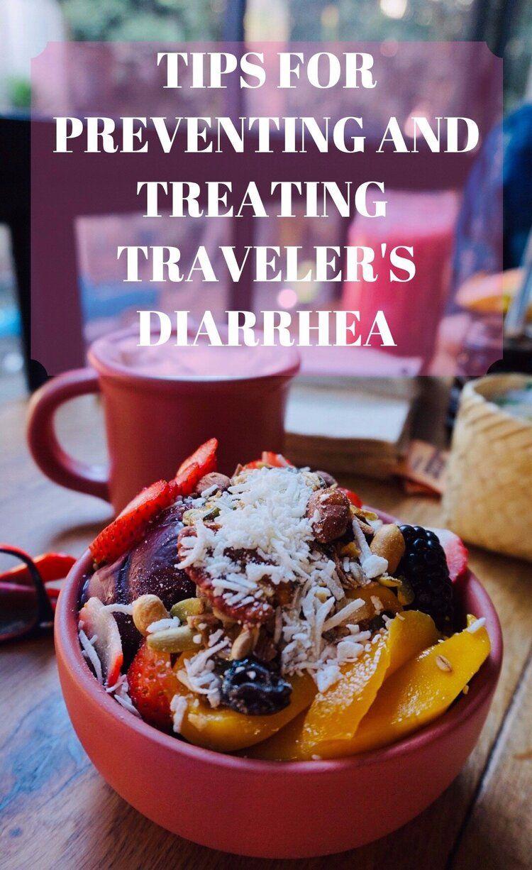 How to Avoid Montezumas Revenge (aka Travelers Diarrhea