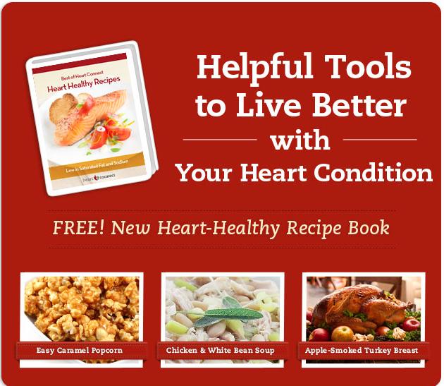 Heart Healthy Recipe book