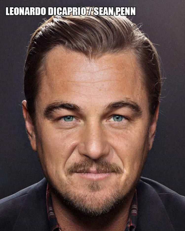 Celebrity Faces Merged Together Are Hilarious 14 Pics In 2020 Celebrity Portraits Celebrity Art Portraits Celebrity Faces