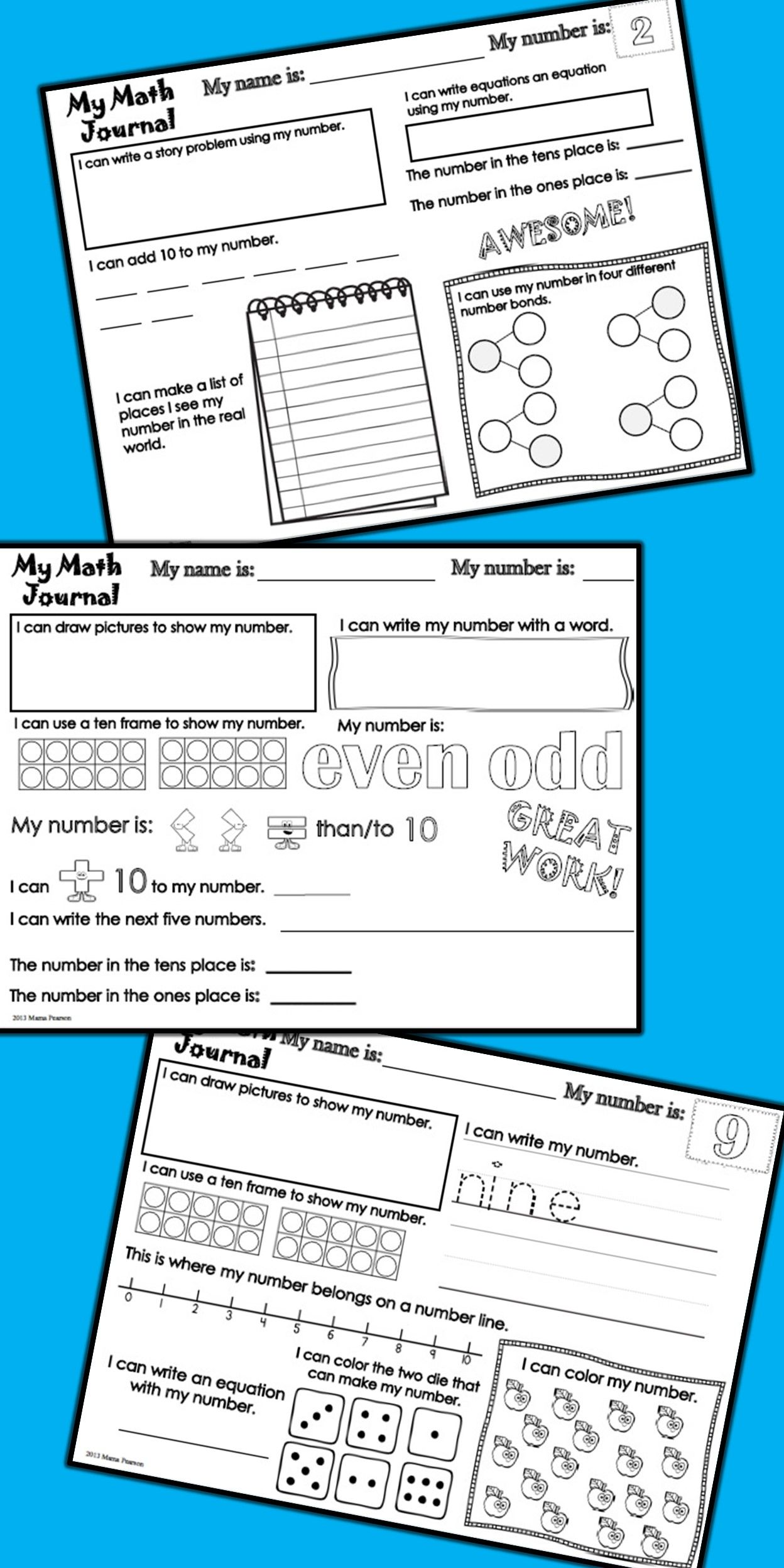 Digital And Printable No Prep 1st Grade Math