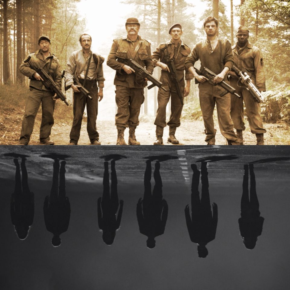 Also Agent Triplett S Grandfather Was A Member Of The Howling Commandos Which I Love Marvel Cinematic Captain America And Bucky Marvel Cinematic Universe