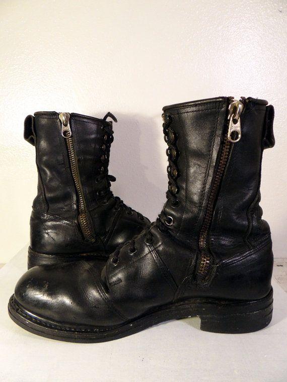 Combat Boots Size 12