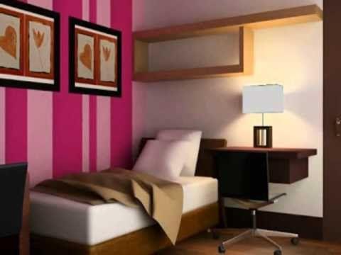 35 gambar unik untuk dekorasi kamar wanita minimalis