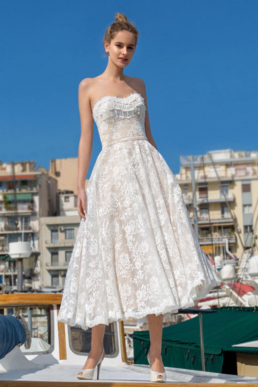 Destination Romance Collection Wedding Dress Style DR264