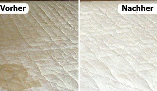 Matratze Reinigen Und Geruche Naturlich Entfernen Mit Bildern Haushalts Tipps Aufraumen Und Putzen Matratze