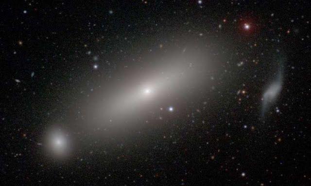 Μετρώντας μια μαύρη τρύπα 660 εκατομμύρια φορές από τη μάζα του ήλιου μας