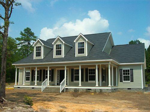 The Tidewater Modular Home Exterior Modular Homes Home Design Floor Plans Modular Home Plans