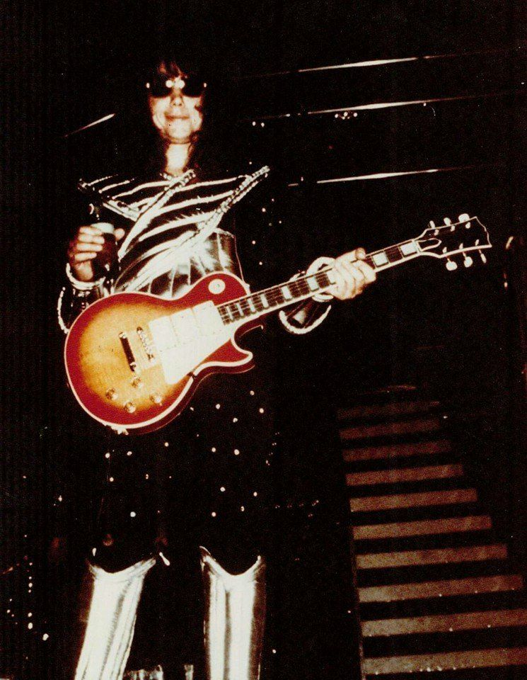 Pin On Ace Frehley