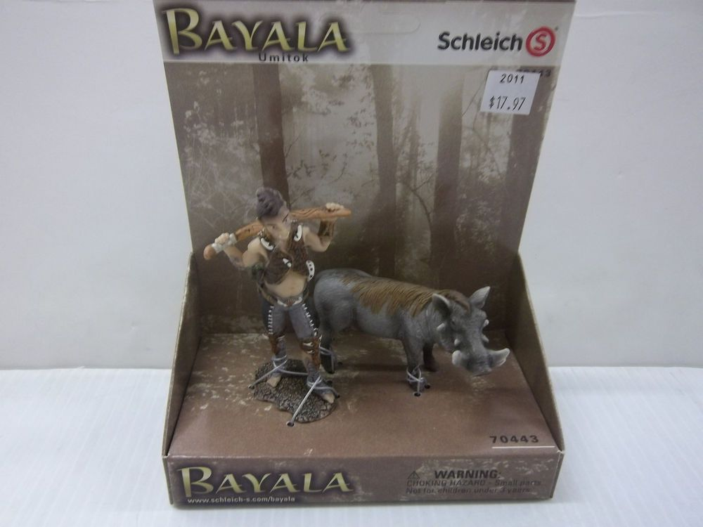 Figure ** SCHLEICH BAYALA ** ** 70443 ** UMITOK * BOXED *