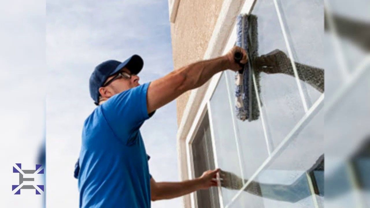 Hire The Professionals Janitorial Video Window Cleaning Services Janitorial Commercial Window Cleaning