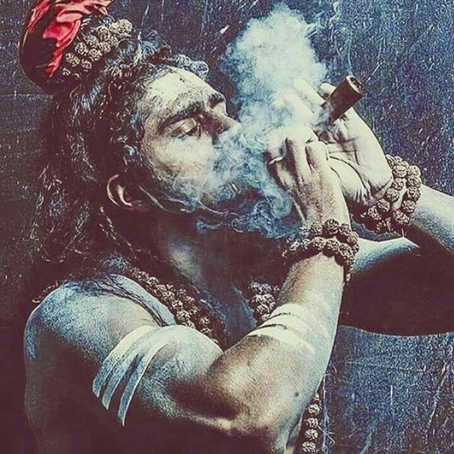 Aghori baba shiva devotee om namah shivaya himalayas tantra mantra meditation aghori yogi - Lord shiva aghori hd images download ...