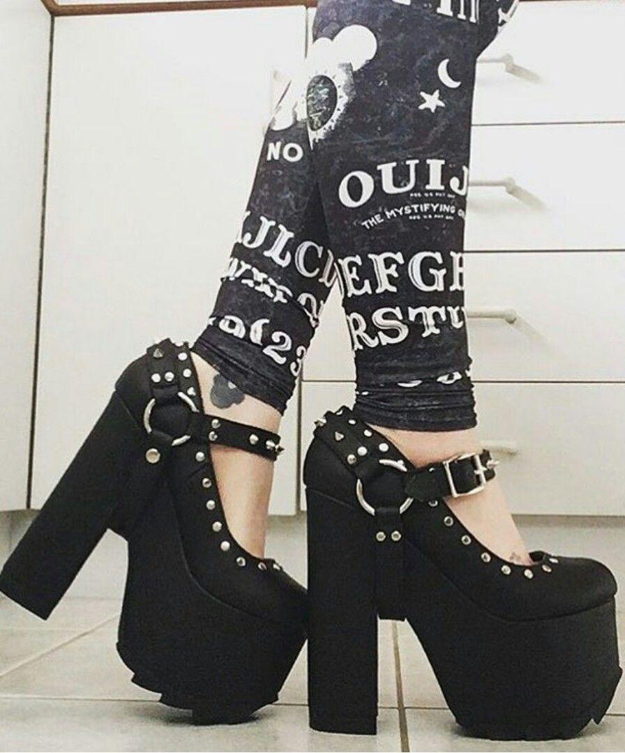 Pin em Favº The Goths Boots, Shoes & Sandals