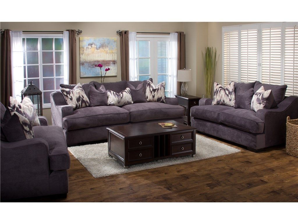 Michael Nicholas Designs Living Room Ettica Sofa 043685