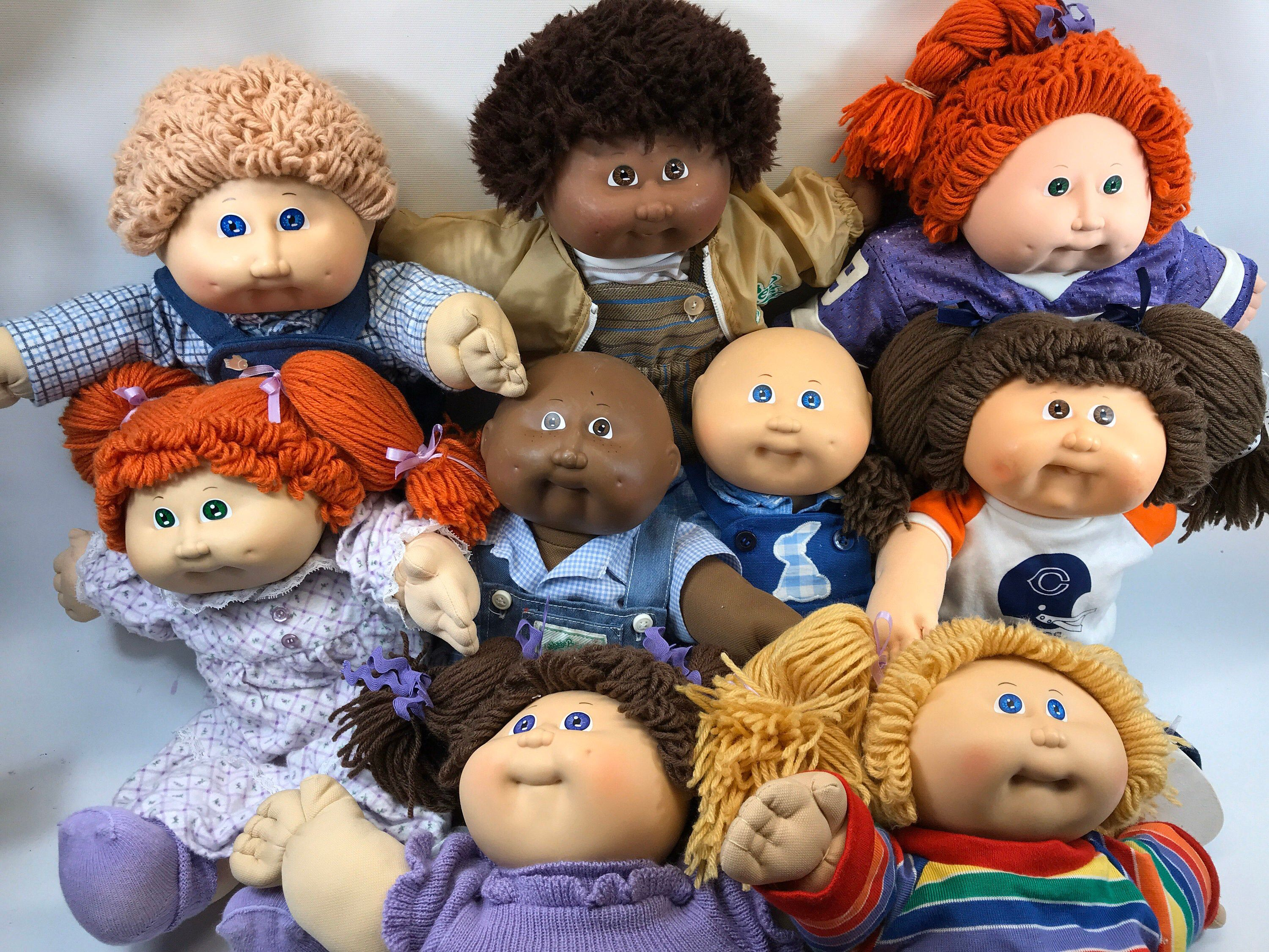 Cabbage Patch Kids Preemies Free Shipping Vintage Baby Etsy Cabbage Patch Babies Vintage Baby Toys Cabbage Patch Dolls