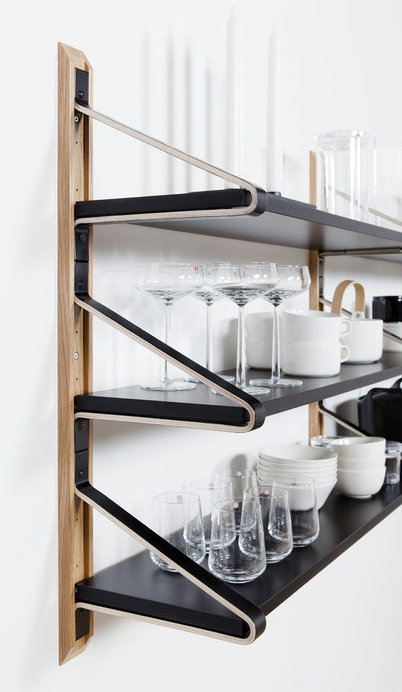 Furniture Design Award 2015 link shelf series awarded with good design award tapio anttila for