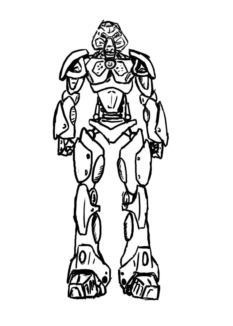 Encantador Bionicle Para Colorear Páginas Tahu Regalo - Ideas Para ...