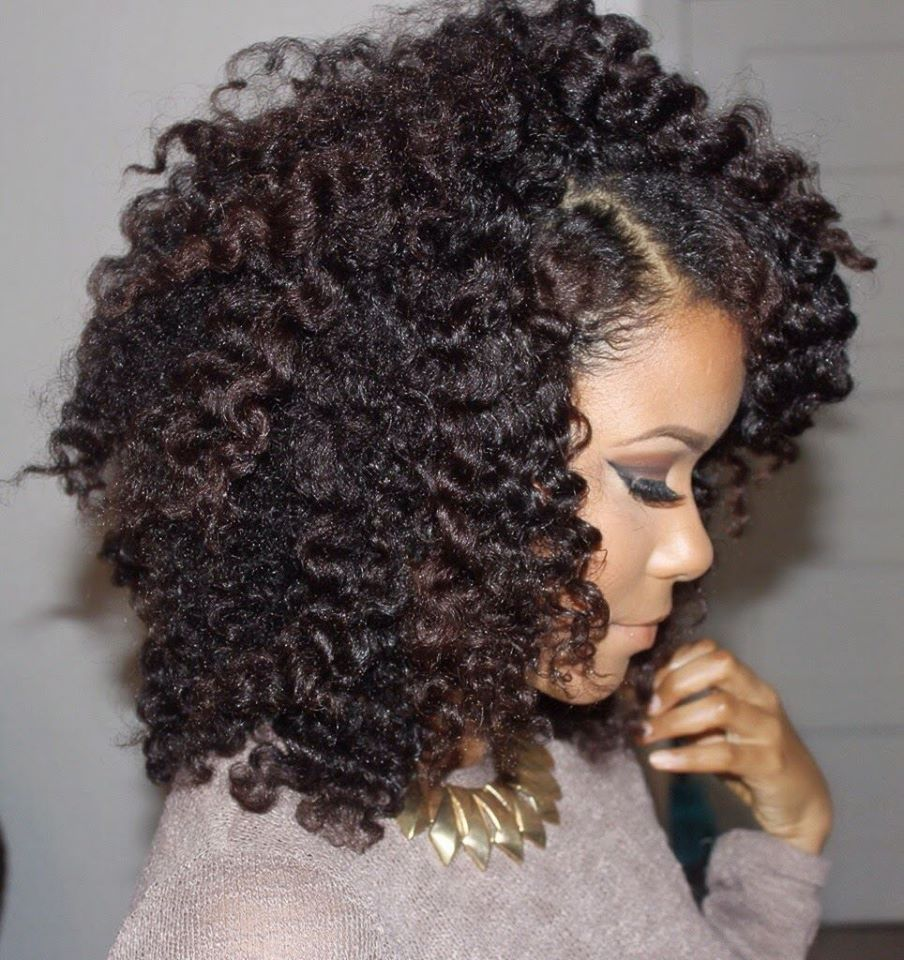 twist out perfection