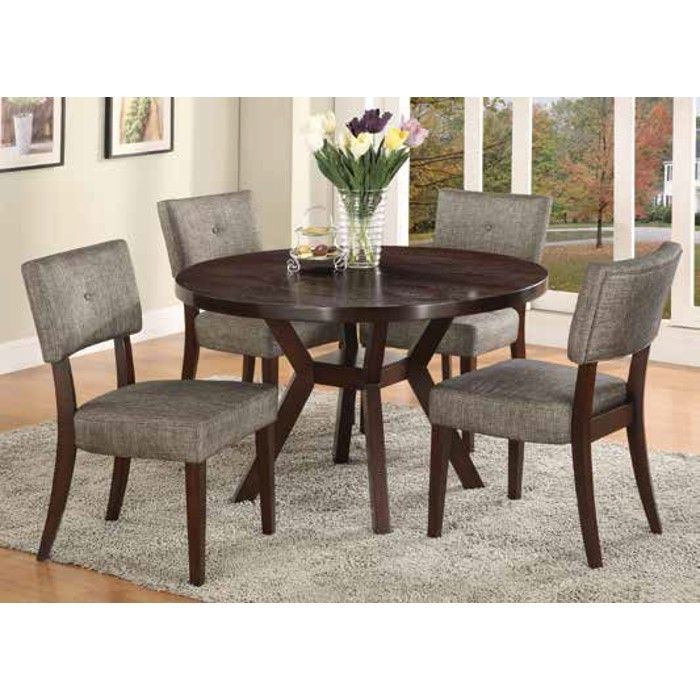 Dining Table 4 Side Chairs
