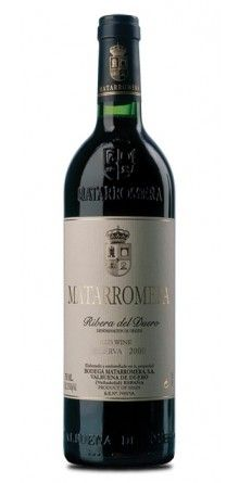 Matarromera Mágnum Tinto Gran Reserva 2000 Comprar Vino Vinos Copas De Vino Vino