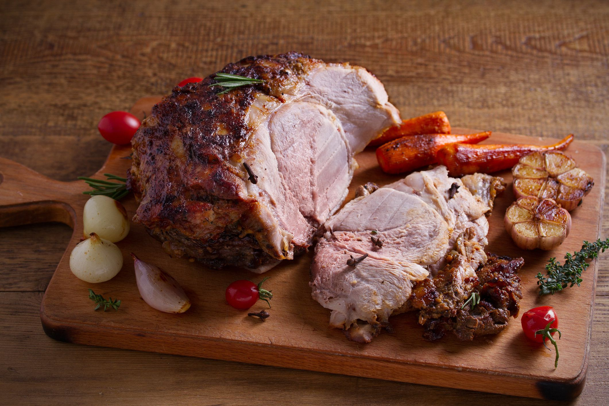 Cook a Country Ham for the Holidays