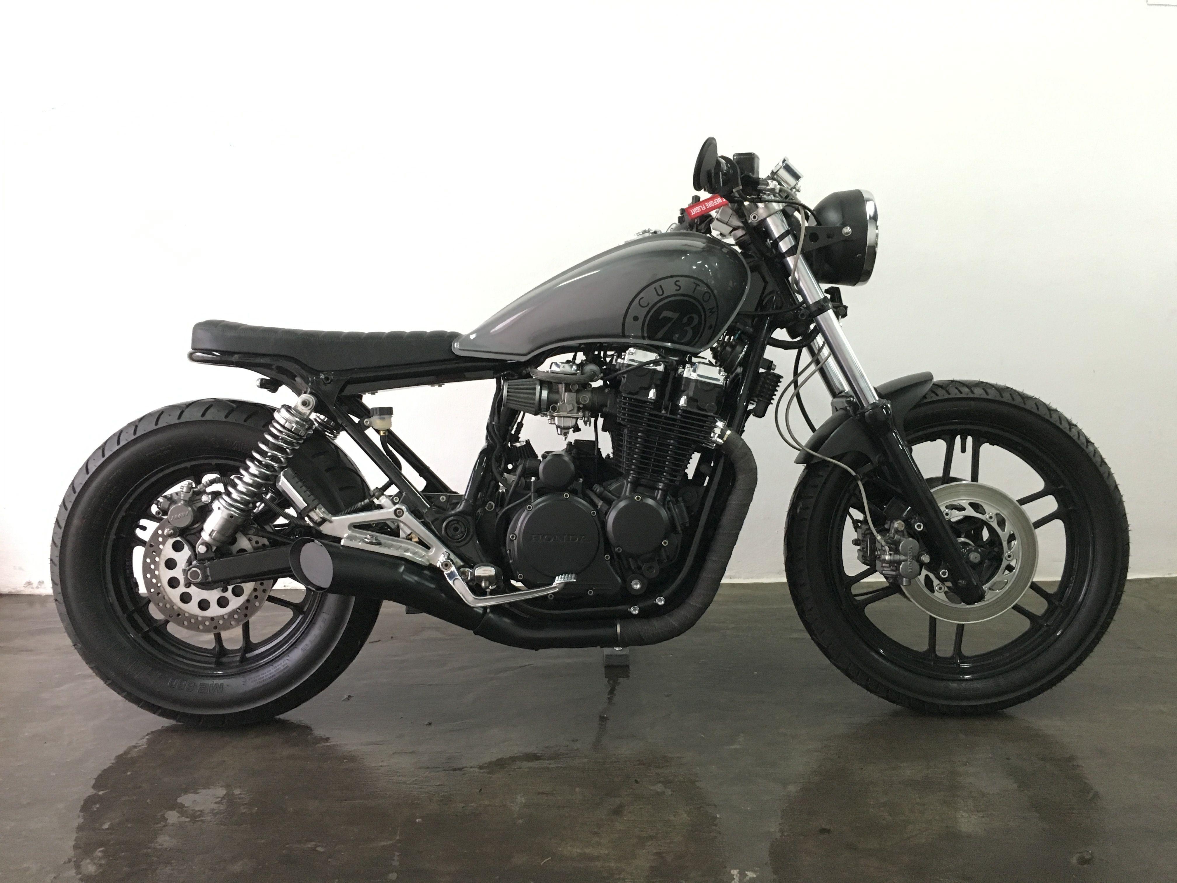 honda nighthawk 650 - cafe racer | bikes | pinterest | honda
