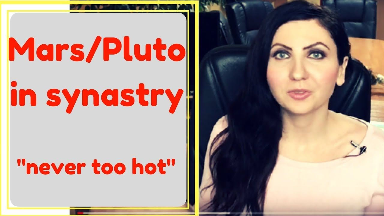 Mars/Pluto Hottest aspects in synastry! | Synastry planets