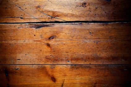 Distressed Wood Flooring   How It Is Done?