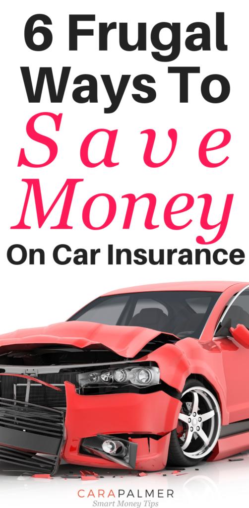 6 Smart Ways To Get Cheap Car Insurance Cara Palmer Blog Cheap