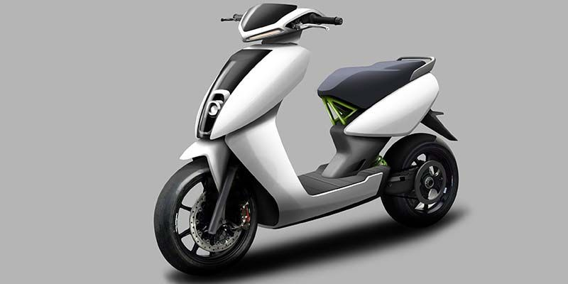 Ather Energy India S First Electric Scooter 60km In One Charge Top