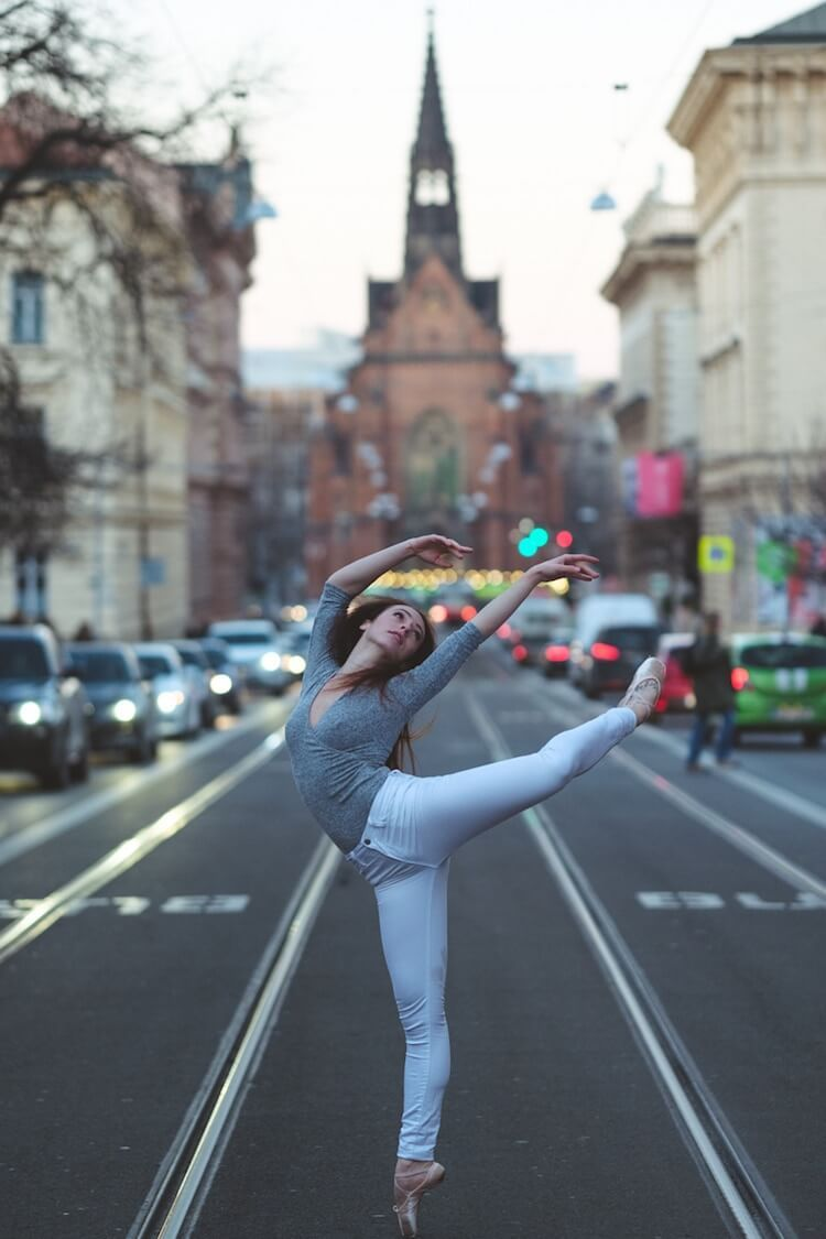 Photographer Omar Z. Robles: dance in a big city 91