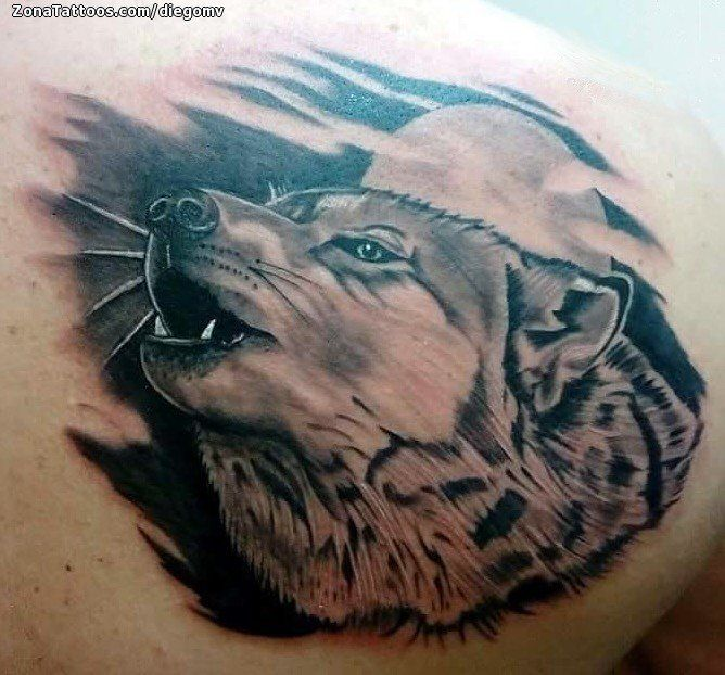 Tatuaje de Lobos, Animales Tatuajes and Tattoo