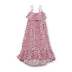 Toughskins Infant   Toddler Girl s Dress - Leopard Print  6d0427593