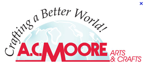 A C  Moore: 25% off ENTIRE Purchase, 50% off 1 item, 40% off