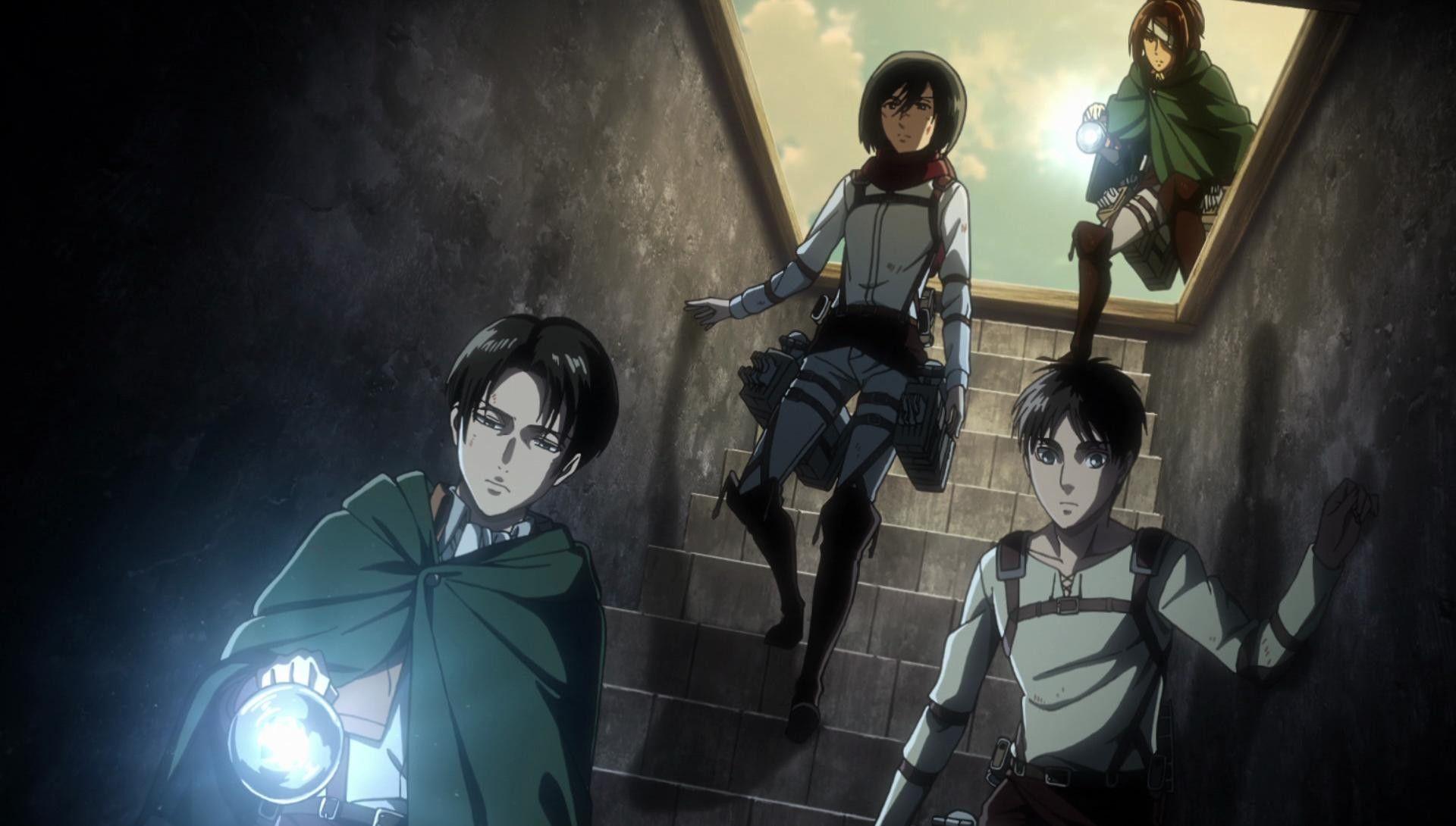 Épinglé par Nora Benamor sur Anime Titans, Attaque des