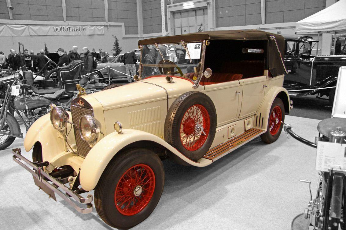 Gräf & Stift VK 2 uit 1927 | Alte Autos | Pinterest | alte Autos ...
