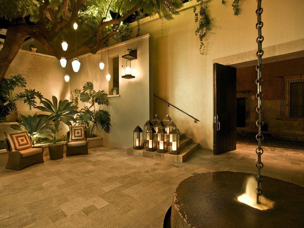 Pin De Nancy Lee En Home Decor San Miguel De Allende San Miguel Casa Estilo Mexicano