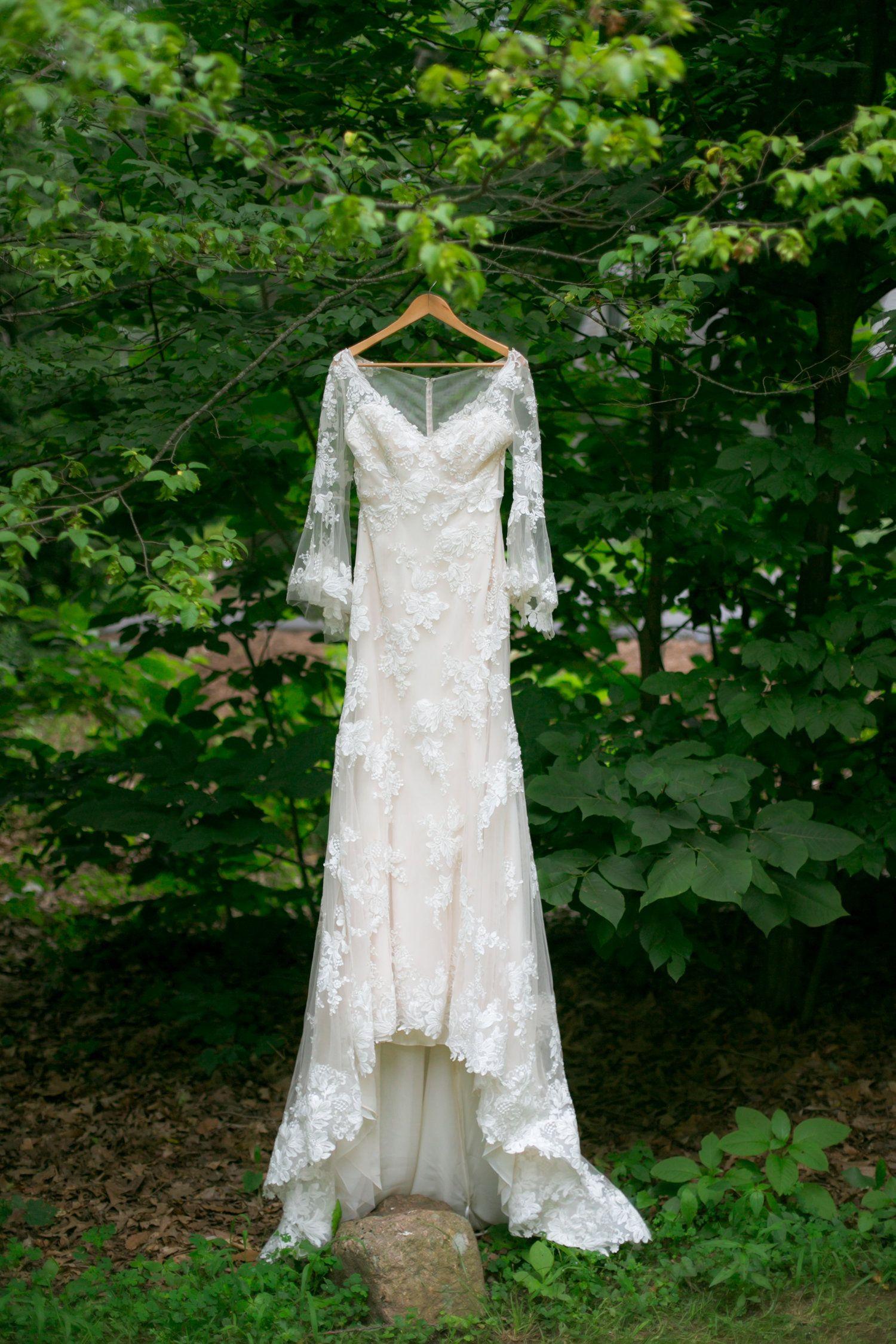 A boldcolorful whimsical styled wedding wedding dresses