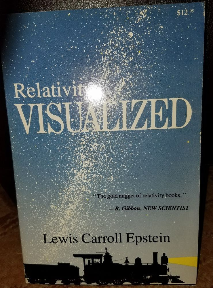 Relativity Visualized, Textbooks Trade-In, Carroll, Lewis